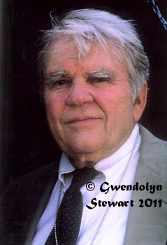 ANDY ROONEY Photographed by Gwendolyn Stewart c. 2012; All Rights Reserved