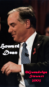 Photograph of Dr. Howard Dean, by Gwendolyn Stewart c. 2009; All Rights Reserved