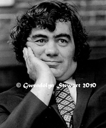 Jimmy Breslin Photographed by Gwendolyn Stewart,  c. 2011; All Rights Reserved